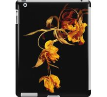 Dead tulips iPad Case/Skin