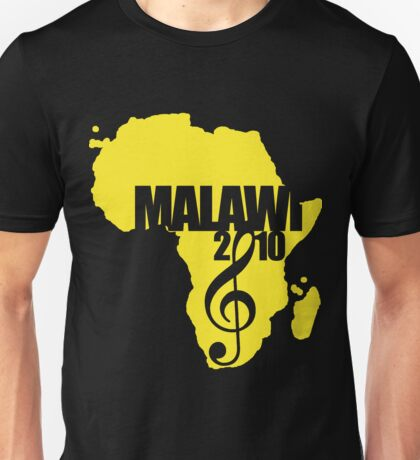 MFM Yellow Logo Unisex T-Shirt