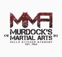 MMA - Murdock's Martial Arts (V02) Baby Tee