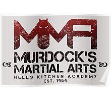 MMA - Murdock's Martial Arts (V02) Poster