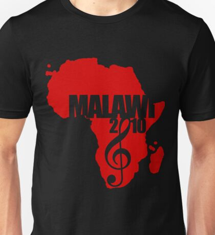 MFM Red Logo Unisex T-Shirt