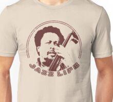 Charles Jazz Life Unisex T-Shirt