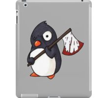 Angry Penguin iPad Case/Skin