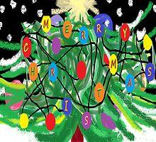 Oy, 'Tis the Season to Tannenbaum by Jana Gilmore