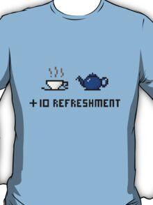 Tea: +10 Refreshment T-Shirt