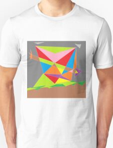 Ribbon Arrow Unisex T-Shirt