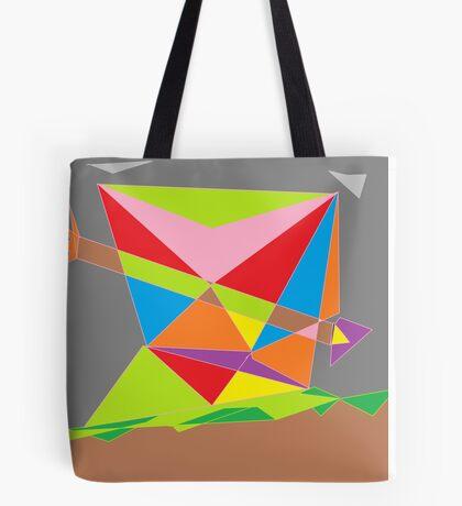 Ribbon Arrow Tote Bag