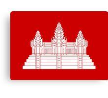 Angkor Wat Ver.2.0 Khmer Temple Canvas Print