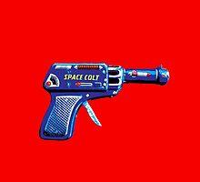Tin Gun by monsterplanet