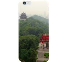 Temples near Beijing, China iPhone Case/Skin