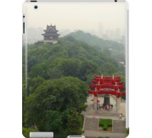 Temples near Beijing, China iPad Case/Skin
