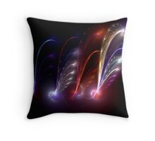 The Writer's Quill Throw Pillow