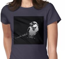 SPARROW Womens Fitted T-Shirt
