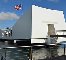 USS Arizona Memorial by RenieRutten