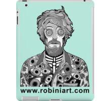 Portrait of James iPad Case/Skin