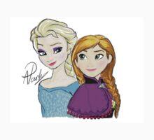 Elsa and Anna Kids Clothes