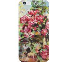 Korovin Roses 1917 (author's copy) iPhone Case/Skin