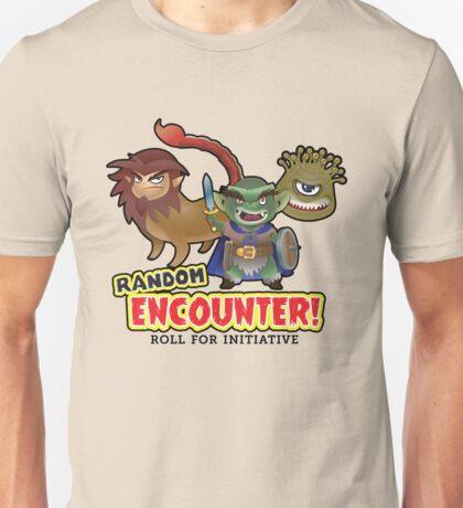 Random Encounter Unisex T-Shirt
