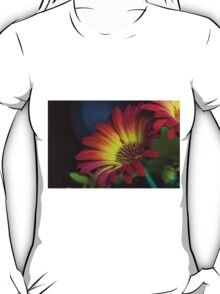 Red Yellow Flower T-Shirt