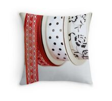 Itsy-Bitsy Atelier Love Throw Pillow