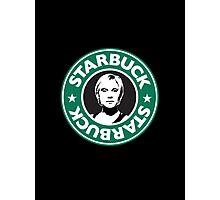 Starbuck Photographic Print