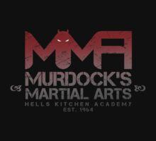 MMA - Murdock's Martial Arts (V01) by coldbludd