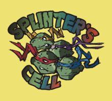 TMNT - Splinter's Cell - V02 by coldbludd