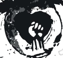 Rise Against Eye Sticker