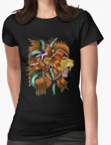 Olivia Redfern Design Womens Fitted T-Shirt