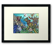 Fantasy Art 3 Framed Print