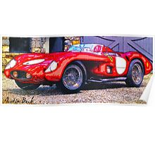 Old-Ferrari-Justin Beck-picture-2015105 Poster