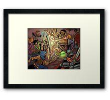 Fantasy Art 4 Framed Print
