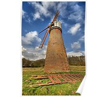 Haigh Windmill Poster
