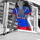 Sailor Paper Doll by Jen Orr