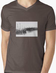 Ships on the Marina - 2 Mens V-Neck T-Shirt