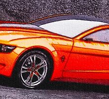 Orange-Car-Justin Beck-picture-2015108 by Justin Beck