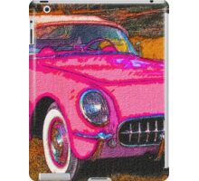 Pink-Passion-Car-Justin Beck-picture-2015109 iPad Case/Skin