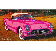 Pink-Passion-Car-Justin Beck-picture-2015109 Photographic Print