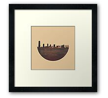 Skyless Composition 2 | One Framed Print