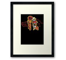 This is Muppet Country! Framed Print