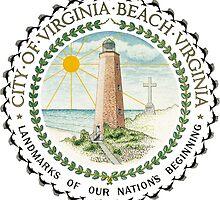 Seal of Virginia Beach by abbeyz71