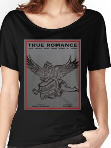 True Romance Vintage Movie Poster Women's Relaxed Fit T-Shirt