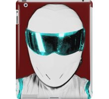 Top Gear Inspired Pop Art The Stig iPad Case/Skin