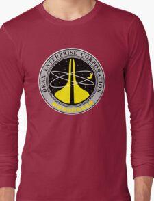 DRAX Enterprise Corporation Long Sleeve T-Shirt