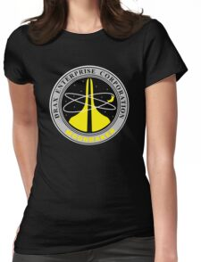 DRAX Enterprise Corporation Womens Fitted T-Shirt
