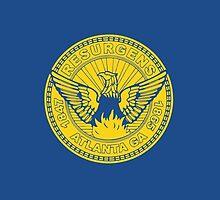 Flag of Atlanta  by abbeyz71