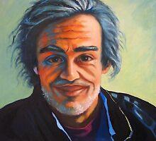 RADOS DEDIC 1948 -2000 MONTENEGRO ARTIST IMPRESSION by Mai Kari  Hartvaag Zimbleman