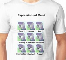 Expressions of Maud Unisex T-Shirt