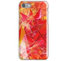 Structured chaos \2 iPhone Case/Skin