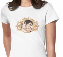 Nolive FanSticker Womens Fitted T-Shirt